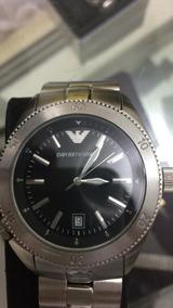 Relógio Empório Armani Ar0560 100% Original Zero Ñ Seiko