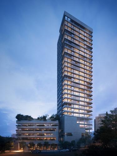 Apartamento Residencial Para Venda, Vila Madalena, São Paulo - Ap8034. - Ap8034-inc