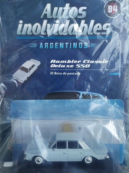Fascículo De Autos Inolvidables N94