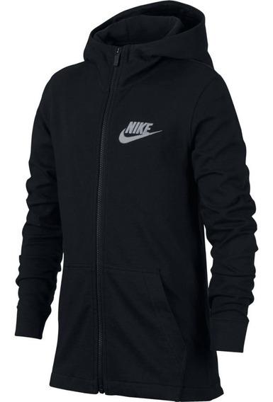 Jaqueta Infantil Nike Nsw Hoodie Com Capuz