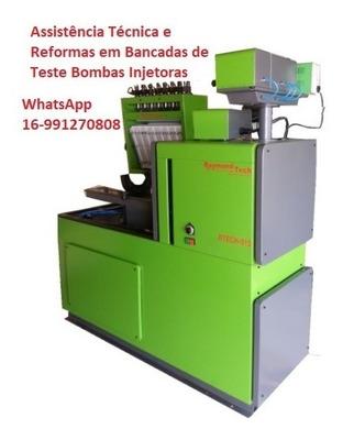 Assistência Técnica Em Bancadas De Teste Bombas Diesel