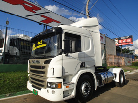 Scania P310 4x2 2013 Com Ar, R440, P340,g420, 8x2 P 310 G,r