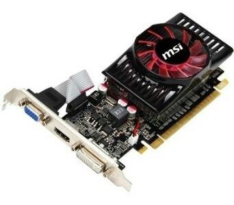 Placa De Video Geforce Gt 620