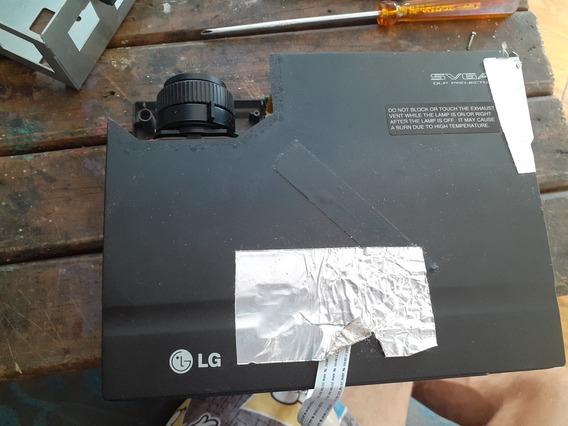 Progetor LG , Ds325d