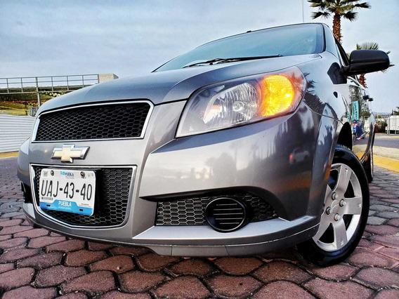 Chevrolet Aveo 1.6 Lt 2012 Mt