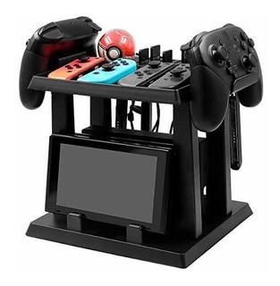Organizador Y Soporte Para Nintendo Switch Hub De Juegos