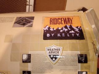 Casa De Campaña Ridgeway By Kelty