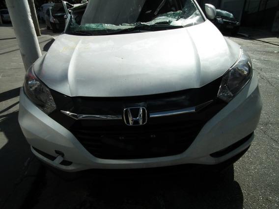 Sucata Honda Hrv 1.8 Motor Câmbio Acessórios Etc