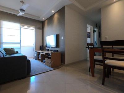 Apartamento Em Vila Gumercindo, São Paulo/sp De 65m² 2 Quartos À Venda Por R$ 519.000,00 - Ap207565