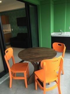 Studio Com 1 Dormitório Para Alugar, 35 M² Por R$ 2.400/mês - Bela Vista - São Paulo/sp - St0044