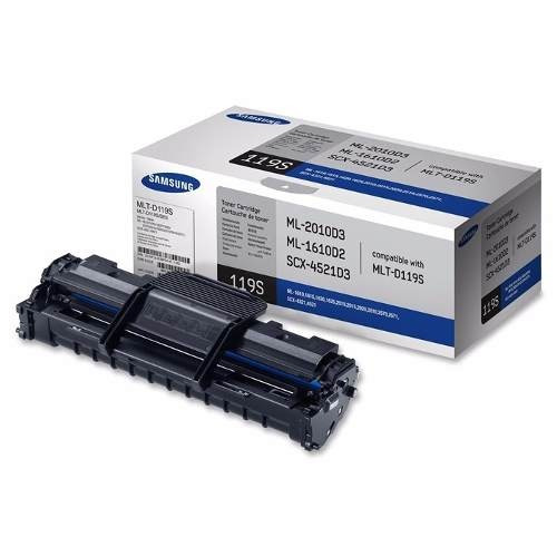 Toner Samsung Mlt-d119s 119s D119 119 Original 2k