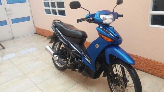 Yamaha Crypton 125 Azul