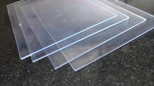 Lámina Pet Cal 2  Mm(80) 1,22 X 2,44 M Transparente