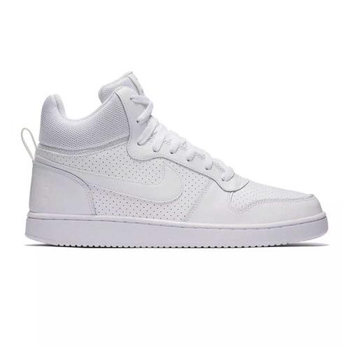 evaporación Asser Sherlock Holmes  Zapatillas Moda Nike Court Borough Mid Hombre   Mercado Libre