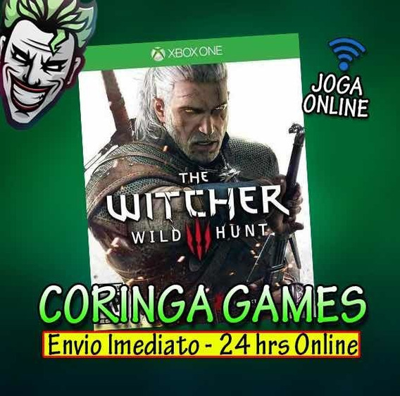 The Witcher 3 Gold Edition Xbox One Midia Digital +2 Brinde