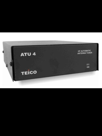 Acoplador De Antena Teico Atu 4