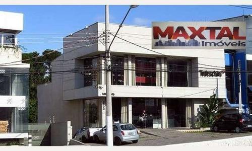 Excelente Imóvel Comercial Em Avenida De Grande Movimento.  - Mi68592