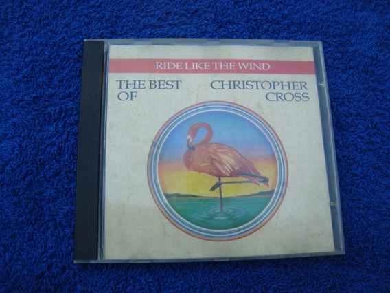 Christopher Cross The Best Of Cd Germany 1992