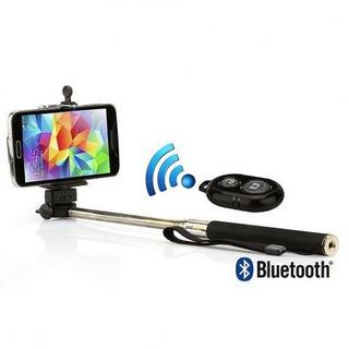 Pal De Self Extensível Com Controle Remoto Bluetooth