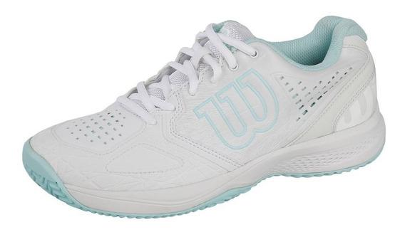 Zapatillas Wilson Tenis Kaos Comp 2019 Cuotas-mujer- S+w