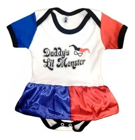 Body Bebê - Fantasia Infantil - Escolha O Modelo