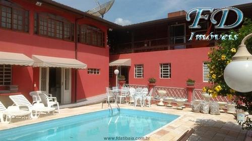 Imagem 1 de 29 de Chácaras Em Condomínio À Venda  Em Atibaia/sp - Compre O Seu Chácaras Em Condomínio Aqui! - 1351347