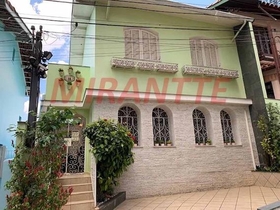 Sobrado Em Santana - São Paulo, Sp - 330217