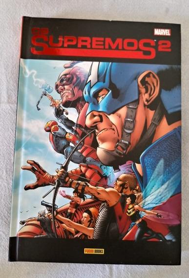 Coleção Marvel - Os Supremos - Parte 2 - The Ultimates Vol.2