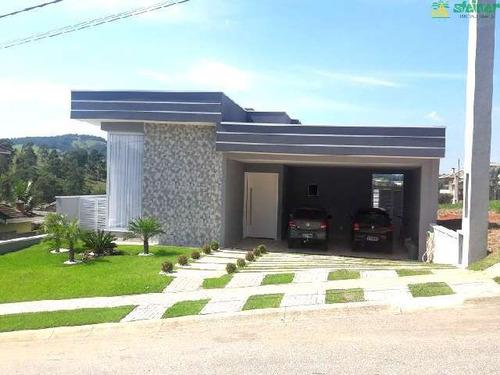 Imagem 1 de 29 de Venda Casas E Sobrados Em Condomínio Tanque Atibaia R$ 1.250.000,00 - 32509v