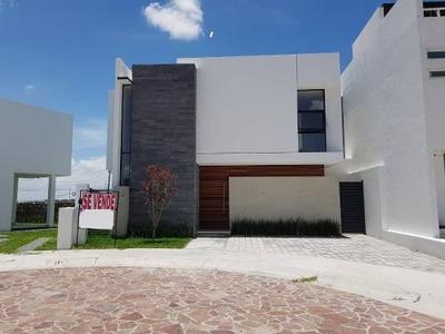 Estrena Casa En Residencial Cañadas Del Lago, Corregidora, Querétaro