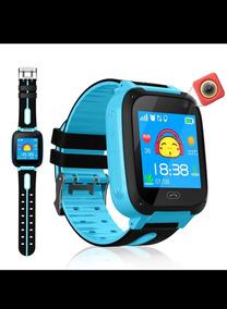 Relógio Infantil Rastreador/localizador Com Câmera