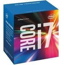 Processador Intel Core I7-7700 Kaby Lake 7a Geração Lga1151