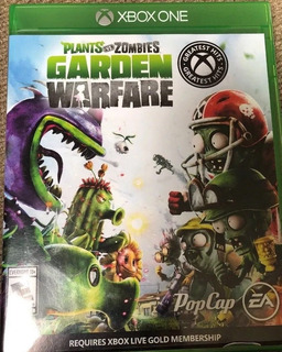 Plantas Vs Zombies Garden Warfare Xbox One Play Magic