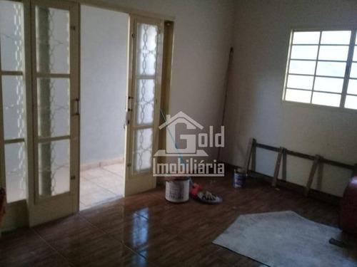 Casa Com 2 Dormitórios À Venda, 74 M² Por R$ 230.000 - Jardim Piratininga - Ribeirão Preto/sp - Ca1489