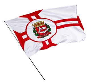 Bandeira Da Cidade De Sao Paulo | MercadoLivre.com.br