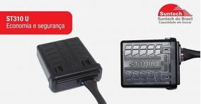Rastreador Bloqueador Gps Suntech St310u Com Relê De Corte