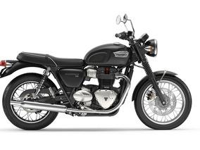 Triumph New Bonneville T100 900cc 2018 0km