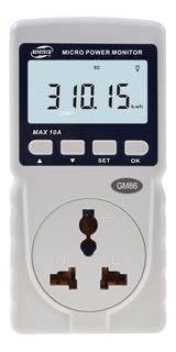 Wattímetro Medidor De Consumo Energia Bivolt Para Tomada