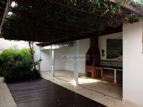 Imagem 1 de 11 de Casa À Venda, 152 M² Por R$ 380.000,00 - Jardim Portal De Itamaracá - Londrina/pr - Ca2091