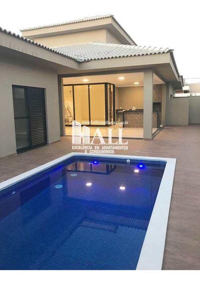 Casa De Condomínio Com 4 Dorms, Parque Residencial Damha V, São José Do Rio Preto - R$ 1.395.000,00, 294m² - Codigo: 3711 - V3711