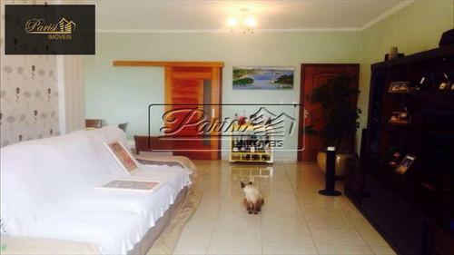 Imagem 1 de 12 de Apartamento Canto Do Forte - Praia Grande/sp - V14