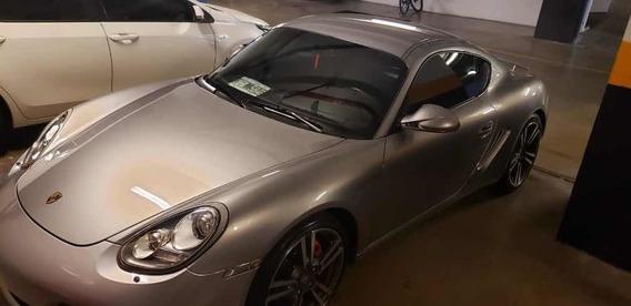 Porsche Cayman 3.4 S 320cv (987) Manual 2011