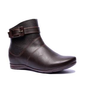 e8effa4da Bota Comfortflex Com Fivela - Sapatos com o Melhores Preços no ...