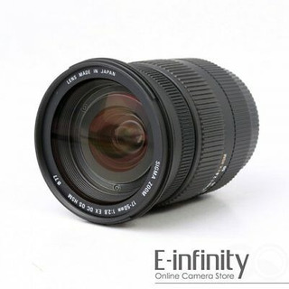 Nueva Sigma Af 17-50mm F2.8 Ex Dc Os Hsm Lente Zoom Para