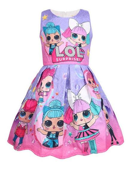 Lol Surprise Diva Vestidos Niñas