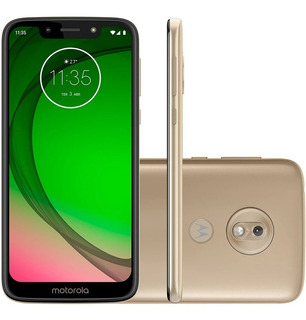 Motorola Xt1952 Moto G7 Play 32gb Tela 5.7 Nf-e I Vitrine