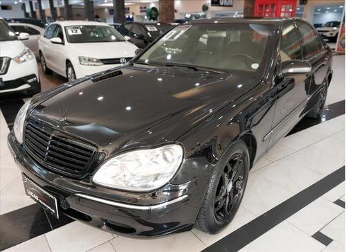 Imagem 1 de 13 de Mercedes-benz S 500 L 5.0 32v V8