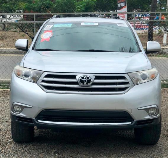 Toyota Highlander 2013 Importada