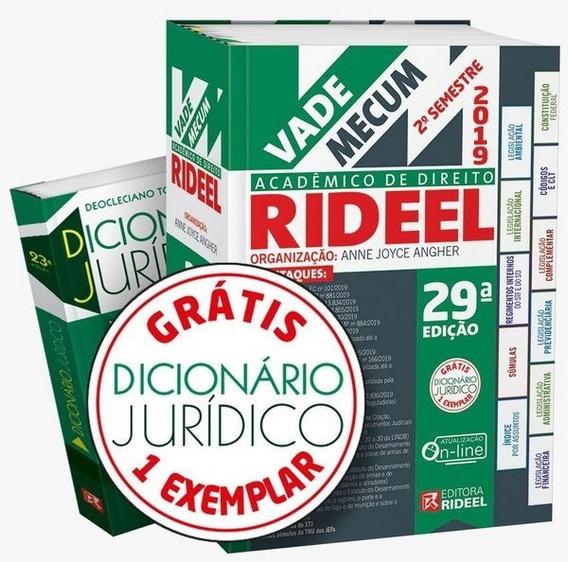 Vade Mecum Academico Rideel - Ultima Edição