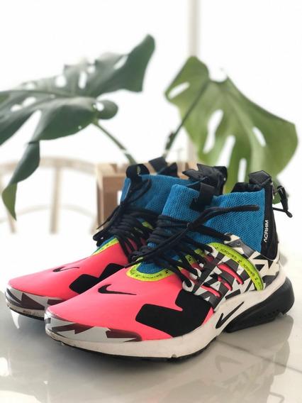 Zapatillas Nike Air Presto Mid Acronym